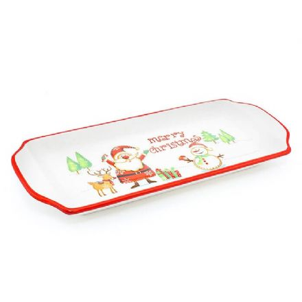 Festive Fun Ceramic Small Tray